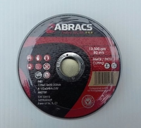 ABRACS PROFLEX 115 X 1MM INOX CUTTING DISC