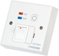 INTERNAL WIFI CONTROLLED FUSED SPUR OPERATING VOLTAGE 230V 50Hz