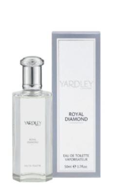 Yardley Diamond 125ml edt spr