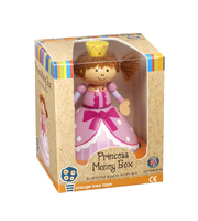 Money Box Princess. (Priced in singles, order in multiples of 2)