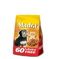 Madra Dog Beef 2.5kg + 60% Extra Free  40Pks Per Pallet