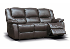 Harvey Leather Sofa
