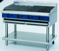 Chargrill Gas Blue Seal G598-LS 1200mm x 812 x 1085mm