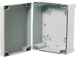Enclosure IP65 110x110x65 With Knock Outs