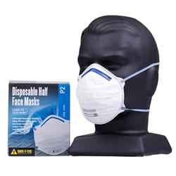 161002 Disp.  Dust Masks-P2 , Box 20