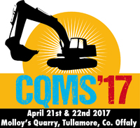 VISIT US AT CQMS MOLLOY'S QUARRY TULLAMORE APRIL 21st - 22nd  CLICK FOR DETAILS