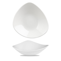 Lotus Triangle Bowl 18.5cm 37cl 13oz Carton of 12