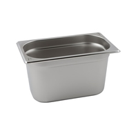 Gastronorm Container 1/4 150mm Deep S/S