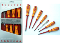 INSULATED S/DRIVER SET 7 PIECES