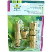 Brass Hose 4pc Starter kit