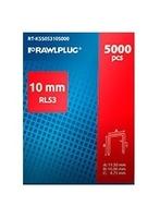 RAWLPLUG STAPLES RL53 10MM  (PAK 1000)