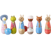 Peter Rabbit Skittle Set