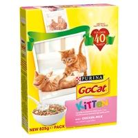 Go-Cat Kitten 825g x 5