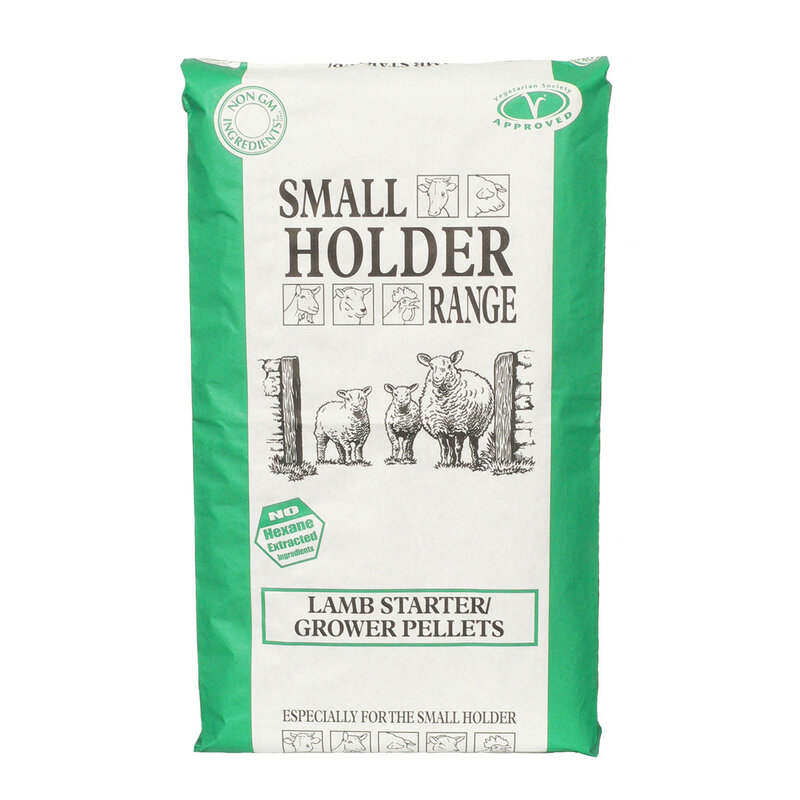 Allen & Page Lamb Starter Grower Pellets 20kg
