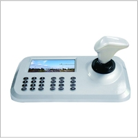 CPTZ-2520 |  KEYBOARD SPEED DOME CONTROLLER METAL SHELL JOYSTICK