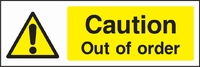 Warning and Machinery Hazard Sign WARN0006-1792