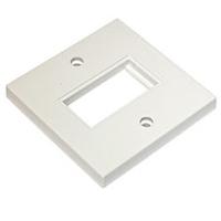 Triax White Half Gang Module Grid (304200)
