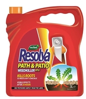 Westland Resolva Path and Patio Weedkiller 3L Ready to Use