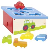 Sort Box Vehicles (Order in 2's)