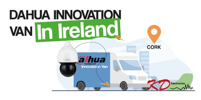 Dahua innovation van is coming to KD ELECTRONICS