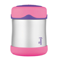 Thermos Foogo 290ml Food flask, Pink