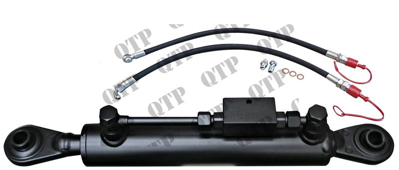 Pto Hydraulic Eb 1685 3 Pump : Hydraulic top link ball cat min length mm