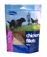 Hollings Chicken Fillets 100g x 8
