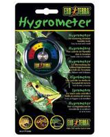 Exo-Terra Reptile Dial Hygrometer (Humidity Gauge) x 1