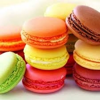 French Macaroons 6x6x10gr