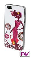 FWIP506016 iPhone 5 Silhouette Girl