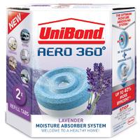 UNIBOND AERO 360 REFILL (2 X 450G) RELAXING LAVENDER