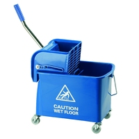 SPEEDY BUCKET & WRINGER 15ltr BLUE