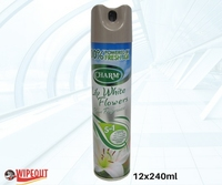 Charm Air Freshener Lily White 12x240ml