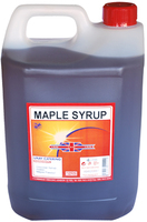 Maple Flavoured Syrup-1x4lt-(Ukay)