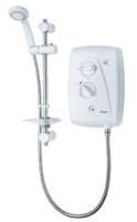 TRITON T80Z 9KW WHITE/CHROME MAINS FED  ELECTRIC SHOWER