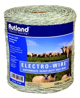 250m Poly Wire White | Electric Fencing