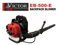 VICTOR Backpack Blower EB500E-VIC
