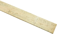 1.83m Gravel Board 150x22mm Light Green