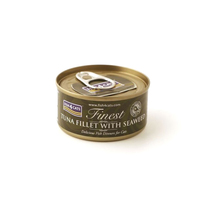 Fish4Cats Cans Tuna Fillet with Seaweed 70g x 10