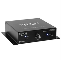 Denon Professional DN-200AZB | Amplifier with Bluetooth Receiver
