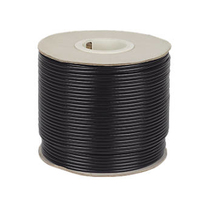 Labgear 100m Black Shotgun Twin Cable