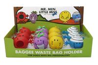 Baggee Mr Men Waste Bag Holder x 12