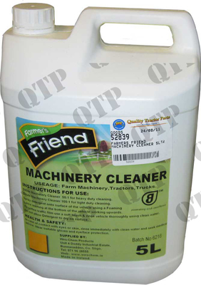 Farmers Friend Machinery Cleaner 5 Ltr