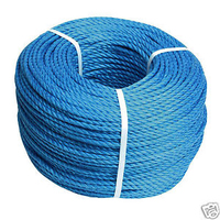 BLUE POLYROPE 10MM X 220MTR