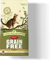 James Wellbeloved Cat Grain Free - Turkey 4kg x 1