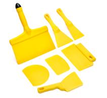 Plastic Hand Scrapers