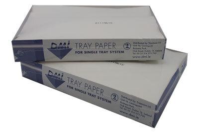 DMI Tray Paper 250pk