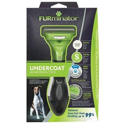Furminator Small Short Hair Dog DeShedding Tool