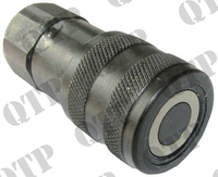 "Connector 1/2"" Female Flat Faced"