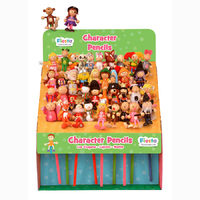Fiesta Crafts Pencil Starter Pack. 60 Pencils & Free Display.